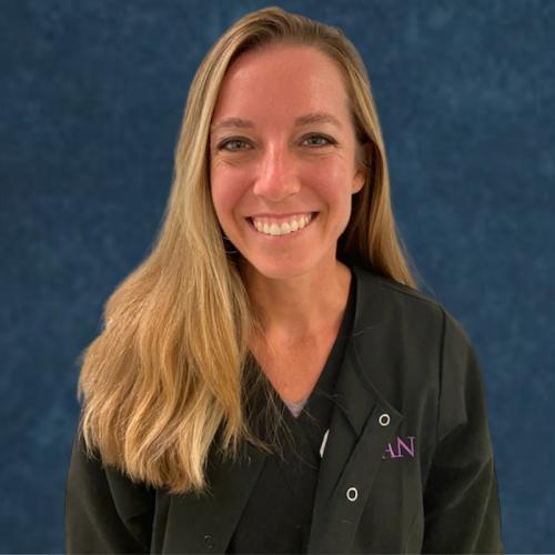 Amy Hall<br>ER Practice Supervisor