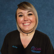 Ashley Shows <br> Client Service Specialist I<br>Veterinary Nurse Assistant