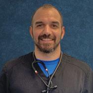 Jared Pereira <br> Veterinary Nurse