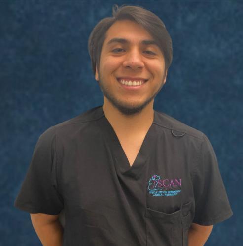 Saul Ramirez<br>Client Service Specialist